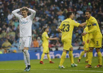 El Villarreal deja al Real Madrid por los suelos