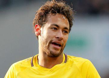 Neymar desafía las reglas del profesionalismo
