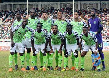 La camiseta de Nigeria para el Mundial arrasa: se venden tres millones antes de que salga