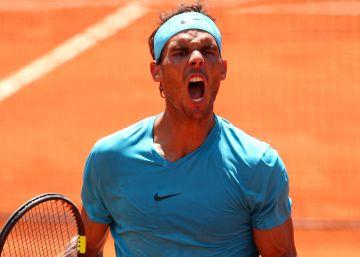 El Nadal indestructible agarra las semifinales