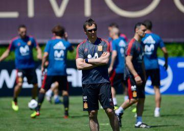 Lopetegui destituido como seleccionador de España, últimas noticias en directo