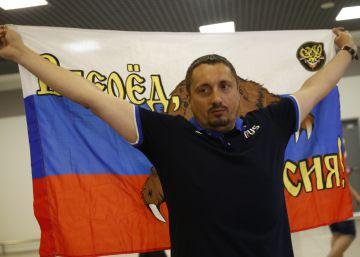 """Uno de los principales cabecillas de los ultras rusos amenaza: """"Los gais deben tener cuidado"""""""