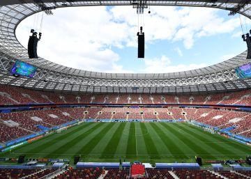 El Mundial de Putin y el VAR