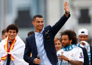 Cristiano Ronaldo se va del Real Madrid y ficha por la Juventus por 100 millones