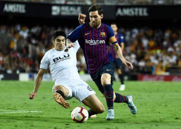 El Barça se acaba en Messi