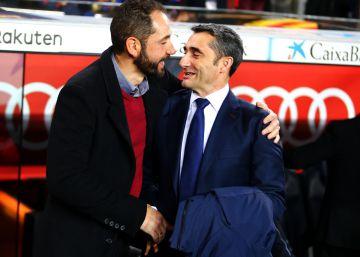 """Del Bosque: """"Es muy difícil que otros países lleguen al nivel del entrenador español"""""""