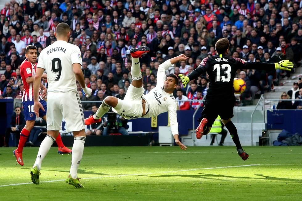 El Madrid coge altura