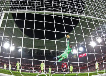 El Barça más pobre se estrella en San Mamés