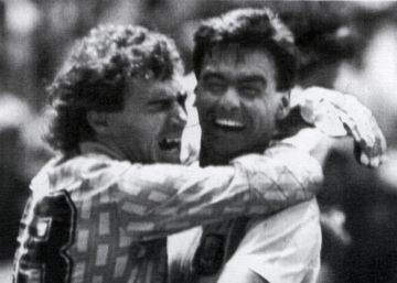 Muere 'Tata' Brown, el tipo corriente que tuvo un día extraordinario
