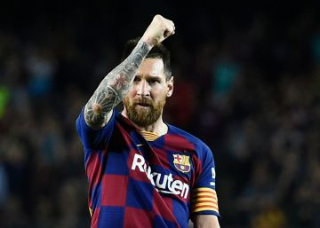 """Messi: """"Pensé que Neymar se iba al Madrid si no venía al Barça"""""""