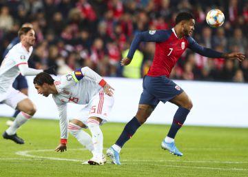 Chasco merecido para España en Noruega