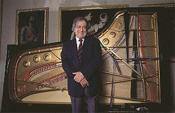 Muere el compositor Luciano Berio, maestro del riesgo y la innovación