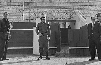 Relaciones Cuba-España en el Franquismo Che_plaza_Vista_Alegre