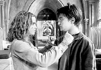 Harry Potter: As seran las escenas de sexo en la saga