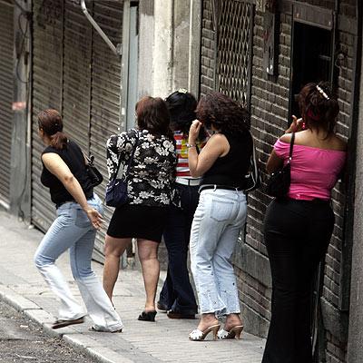prostitutas colombianas en bilbao prostitutas en la calle montera