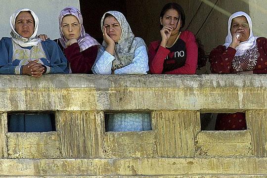 2,5 millones de mujeres palestinas refugiadas en crisis