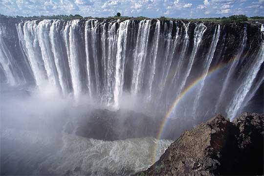 Cataratas Victoria - Africa