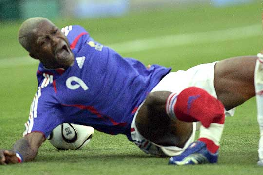 Las 10 Peores Lesiones Del Futbol