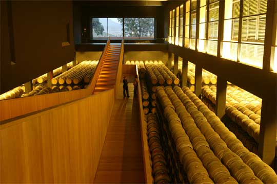 Wineries weinguts and vinas forum archinect - Bodegas alcorta ...