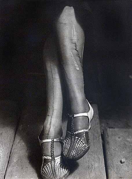 Una de las imágenes captadas por Dorothea Lange