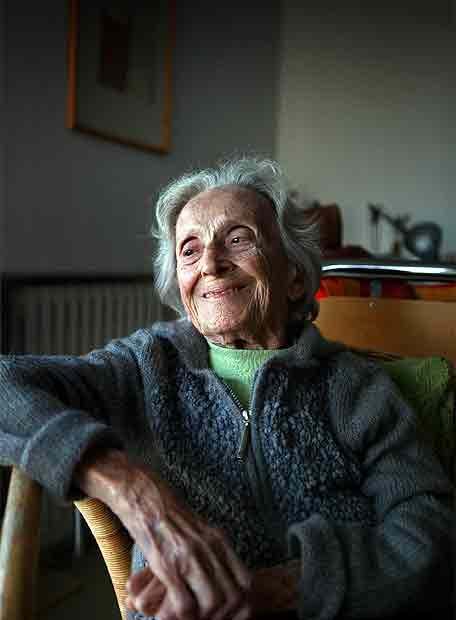 Fallece Matilde Horne