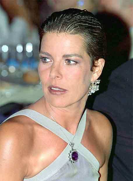 Carolina, princesa de Hannover y de Mónaco Carolina_Monaco_1997