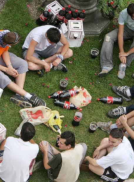 El alcohol daña el cerebro de los adolescentes