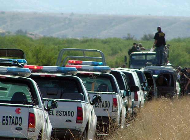 policia del estado de mexico
