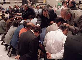 iglesia evangelica filadelfia madrid: