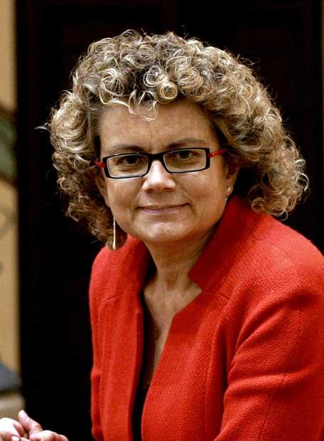 Marina Geli (Consellera de Sanitat)