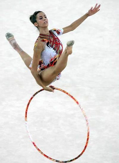 Almudena Cid - Una gimnasta eterna
