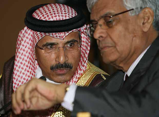 Mohamed al Hamli y Abdallah el Badri