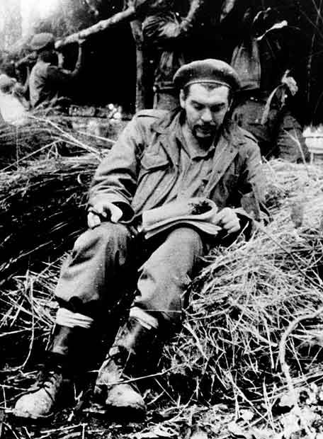 Megapost Che Guevara