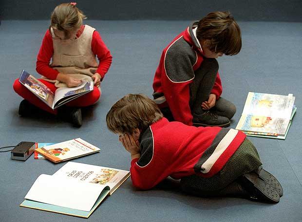 La lectura debería tener un tiempo reservado en la escuela