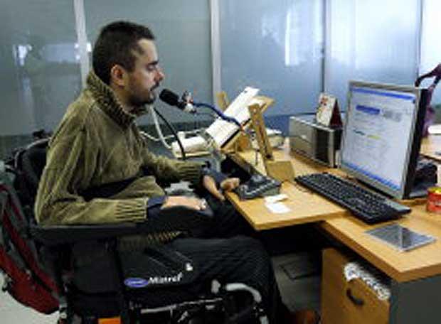 Luis Miguel Báscones ejecutivo de la empresa Technosite