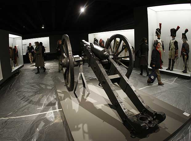 Exposición sobre invasión francesa