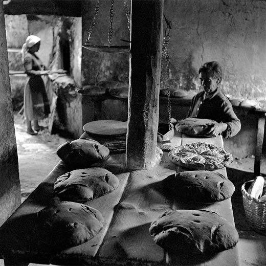 'Tahona', en La Frontera (Cuenca, 1955)