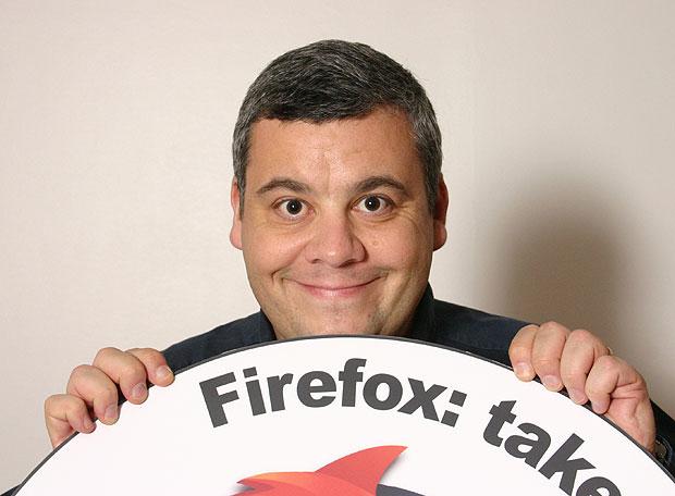 Firefox 5 llega tres meses después de la última versión