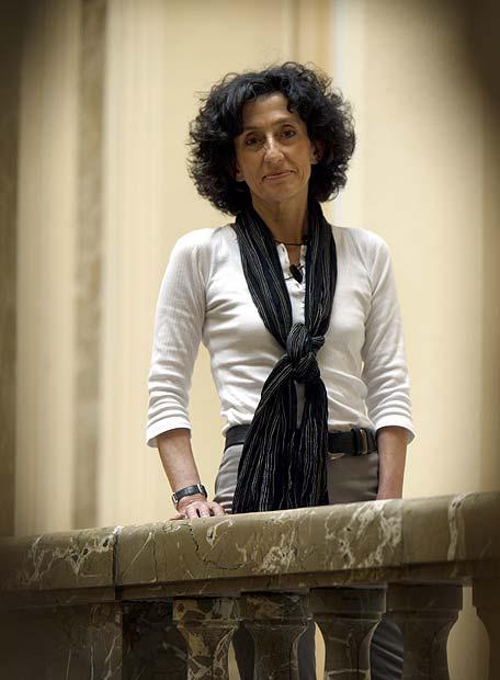 Mercedes Cabrera, ministra de educación