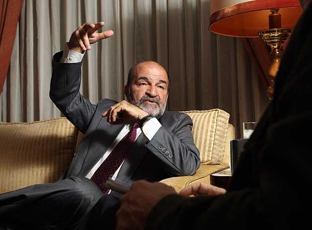 Osvaldo Martínez, presidente de la Comisión Económica de la Asamblea cubana