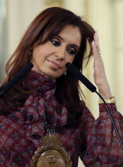 Recompilacion Fotos de Cristina Fernández de Kirchner