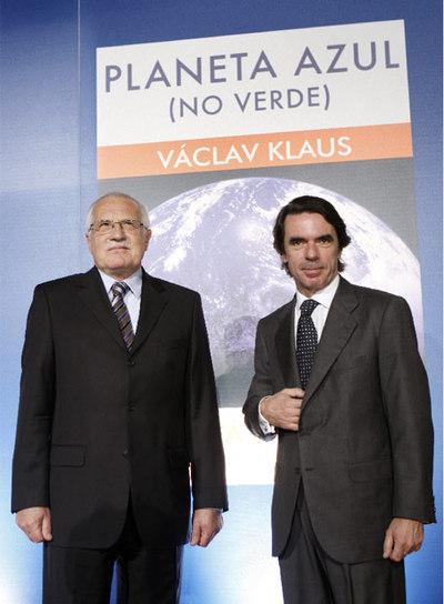 Aznar i Klaus
