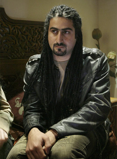 Omar in Laden the fourth son. Omar Bin Laden