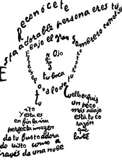 Caligramas....+++Recomendado de Noviembre de 2009+++ Caligrama_Guillaume_Apollinaire
