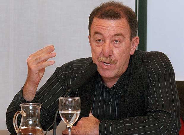 Ángel Campos, en una fotografia de 2005- SANTI BURGOS