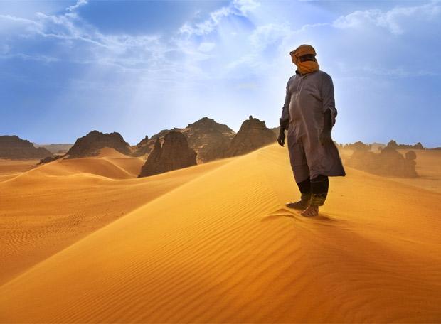Gran desierto