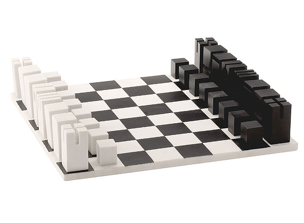 1000 images about chess on pinterest chess sets chess pieces and chess boards - Karim rashid chess set ...