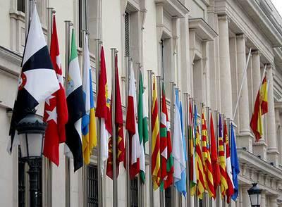 Benderas de las Comunidades Autónomas- ÁLVARO GARCÍA