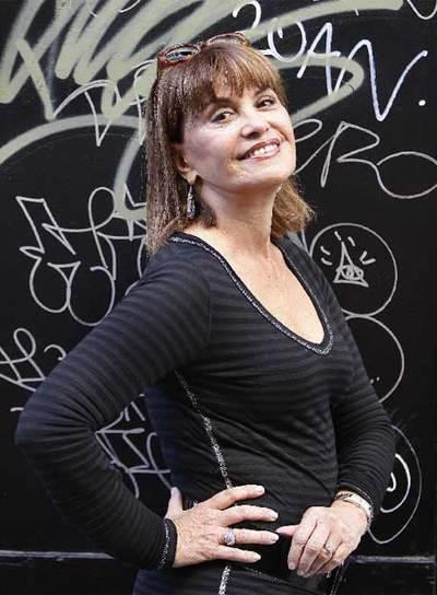 La actriz Mirtha Ibarra