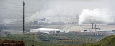 Actividad industrial en Bailén